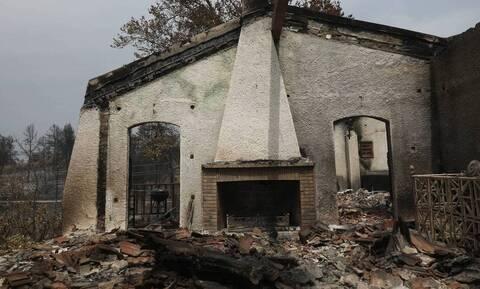 Φωτιές Εύβοια: Το μαύρο της φονικής καταστροφής έχει «στοιχειώσει» τις ζωές των κατοίκων