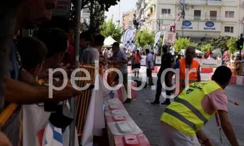 Πάτρα: Καρτ χτύπησε παιδί στο κεφάλι στο κέντρο της πόλης - Νοσηλεύεται διασωληνωμένο
