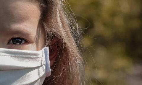 Κορονοϊός: «Βόμβα» επιστημόνων -Όλα τα ανεμβολίαστα παιδιά θα εκτεθούν στον ιό μέχρι τα Χριστούγεννα
