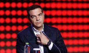 Τσίπρας: Δεν θα γίνω μνημείο του εαυτού μου - Δεν υπάρχει στη σκέψη μου ενδεχόμενο εκλογικής ήττας