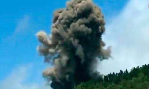 Συναγερμός στη Λα Πάλμα: Εξερράγη ηφαίστειο μετά από 50 χρόνια - Απίστευτες εικόνες