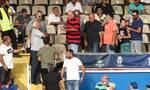 Ένταση με Μπέο στο Απόλλων Σμύρνης-Βόλος - Ανέβηκαν οι τόνοι στη Ριζούπολη (photos)