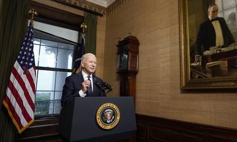 Ο Αμερικανός πρόεδρος, Τζο Μπάιντεν