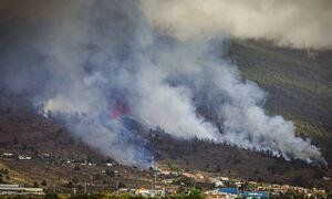 Έκρηξη ηφαιστείου στη νήσο Λα Πάλμα: Προηγήθηκαν 22.000 σεισμοί, το έδαφος σηκώθηκε 10 εκατοστά