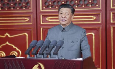 O Κινέζος πρόεδρος, Σι Τζινπίνγκ