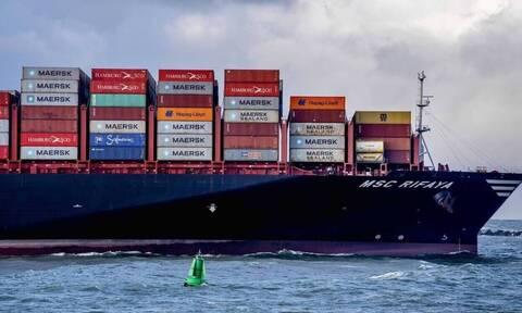 Ακρίβεια: Πότε αναμένεται αποκλιμάκωση των ναύλων στις εμπορικές μεταφορές