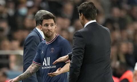 Λιονέλ Μέσι: Έγινε αλλαγή στο παιχνίδι με τη Λυών και δεν έδωσε το χέρι στον προπονητή του