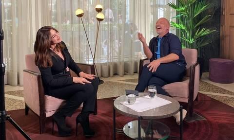 Μόνικα Μπελούτσι: Η συνέντευξη της Ιταλίδας σταρ στον Νίκο Μουτσινά