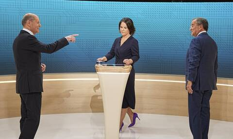 Εκλογές στη Γερμανία: Νικητής και στο τρίτο και τελευταίο ντιμπέιτ ο Σοσιαλδημοκράτης Όλαφ Σόλτς