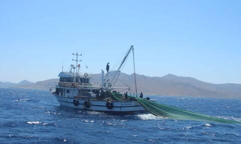 Διάβημα για Τούρκους ψαράδες