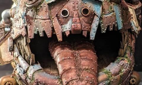 Μινιατούρες από σκουπίδια, εμπνευσμένες από ταινίες του Hayao Miyazaki (photos)