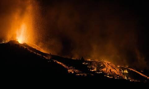 Το ηφαίστειο στα Κανάρια