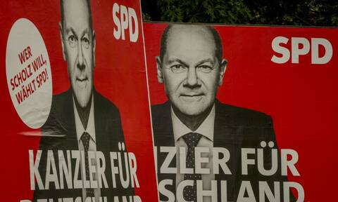 Εκλογές στη Γερμανία: Ο Σολτς καταθέτει για υπόθεση ξεπλύματος χρήματος πριν ανοίξουν οι κάλπες