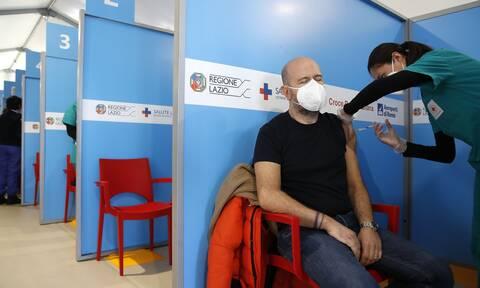 Eμβολιασμός στην Ιταλία