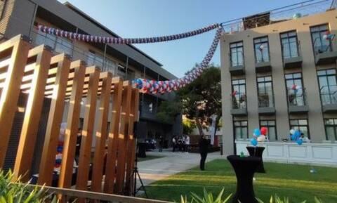 Mediterranean College-Τελετή Εγκαινίων Glyfada Campus