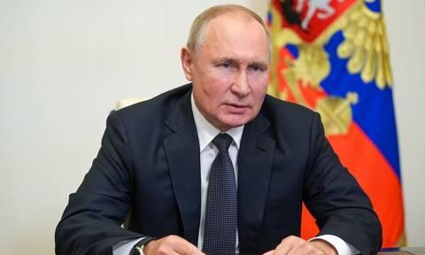 Βλάντιμιρ Πούτιν εκλογές Ρωσία