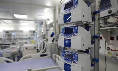 Κορονοϊός - Βόρεια Ελλάδα: Aνεμβολίαστοι οι 54 νεκροί από κορονοϊό την τελευταία εβδομάδα