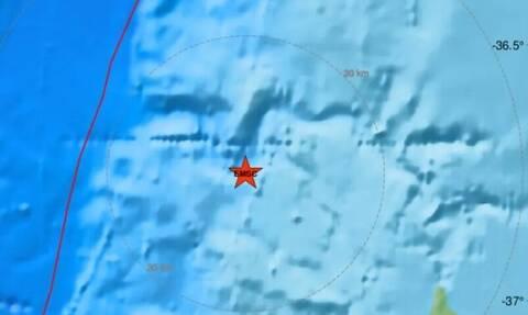 σεισμός Χιλή