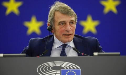 Στο νοσοκομείο ο Πρόεδρος του Ευρωπαϊκού Κοινοβουλίου, Ντέβιντ Σασόλι - Νοσηλεύεται με πνευμονία