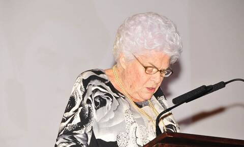 Πέθανε η ηρωίδα της Εθνικής Αντίστασης Σύλβια Ιωαννίδου - Αποστολίδου