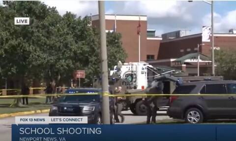 Βιρτζίνια πυροβολισμοί μαθητές τραυματίες