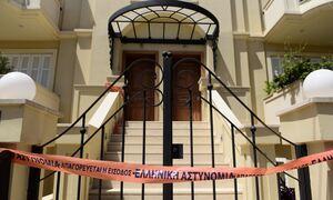 Γλυκά Νερά: Εικόνες από τον τόπο του εγκλήματος - Μέσα στη μεζονέτα όπου δολοφονήθηκε η Καρολάιν