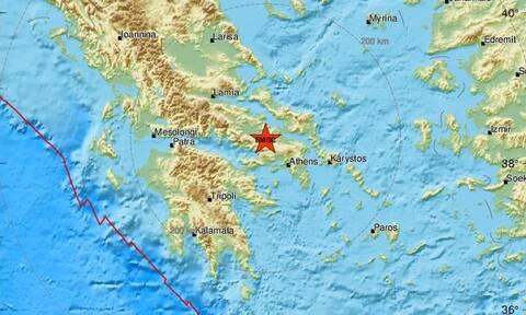 Σεισμός ΤΩΡΑ στη Θήβα (pics)