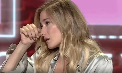 GNTM: Ο διαγωνιζόμενος που έκανε την Ισμήνη Παπαβλασοπούλου κλάψει (video)