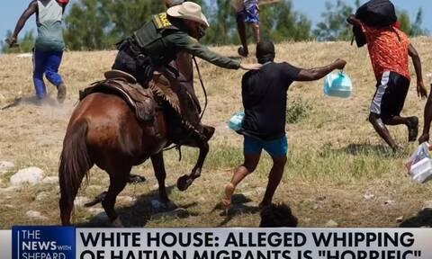 ΗΠΑ: Σοκ απο σκηνές που θυμίζουν σύγχρονο δουλεμπόριο - Συνοριοφύλακες κυνηγούν Αϊτινούς μετανάστες