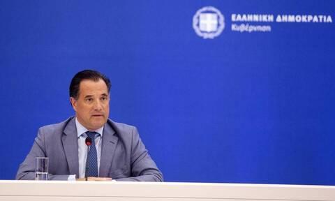 Γεωργιάδης: Μην φοβάστε τις αυξήσεις στα ράφια γιατί θα πληρώνετε λιγότερους φόρους