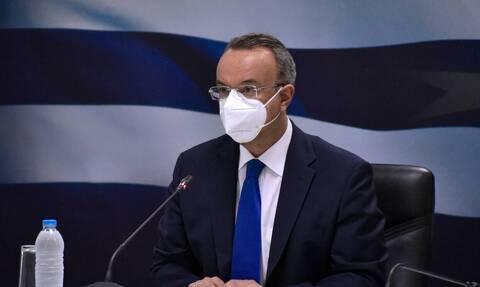 Σταϊκούρας: Παράθυρο για νέες ελαφρύνσεις το 2022