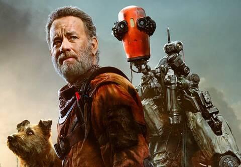 Tom Hanks Finch