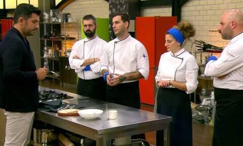 Top Chef: Η ένταση ανάμεσα στους διαγωνιζόμενους κορυφώνεται!