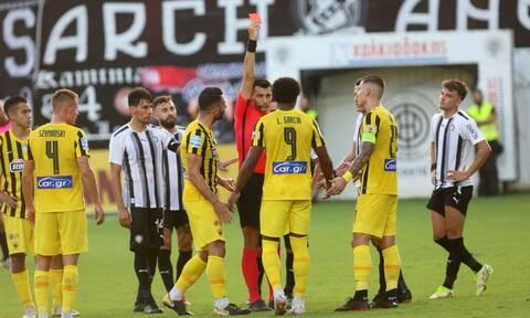 Ακύρωσε τις «φωνές» της ΑΕΚ ο Κλάτενμπεργκ - Καμία ανάλυση για το πρώτο γκολ του ΟΦΗ