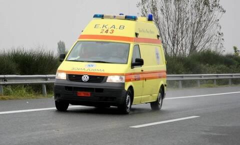 Κρήτη: Σοβαρό τροχαίο με τρεις τραυματίες στον ΒΟΑΚ