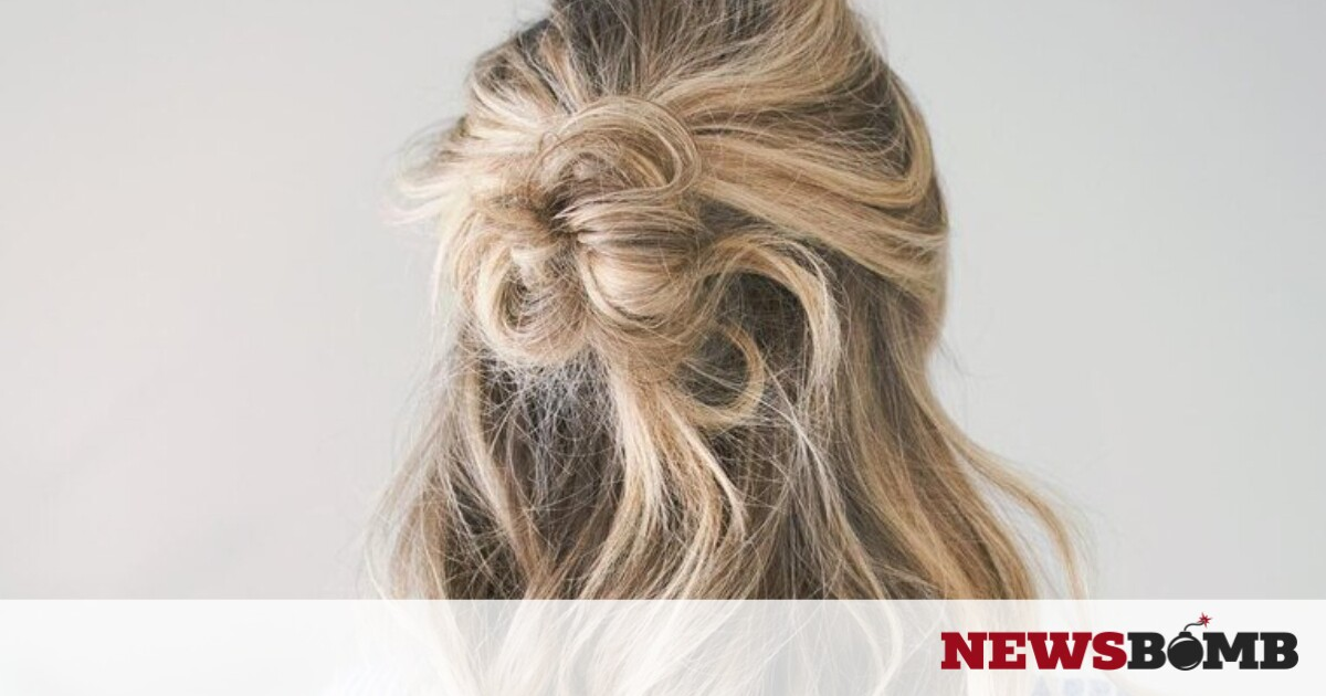 facebookbubble ponytail