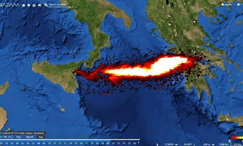 διοξείδιο του άνθρακα Ελλάδα Αρναούτογλου