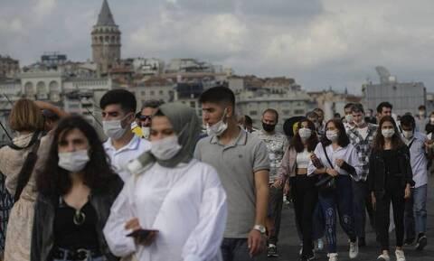 Κορονοϊός στην Τουρκία: 29.338 κρούσματα και 260 θάνατοι σε 24 ώρες