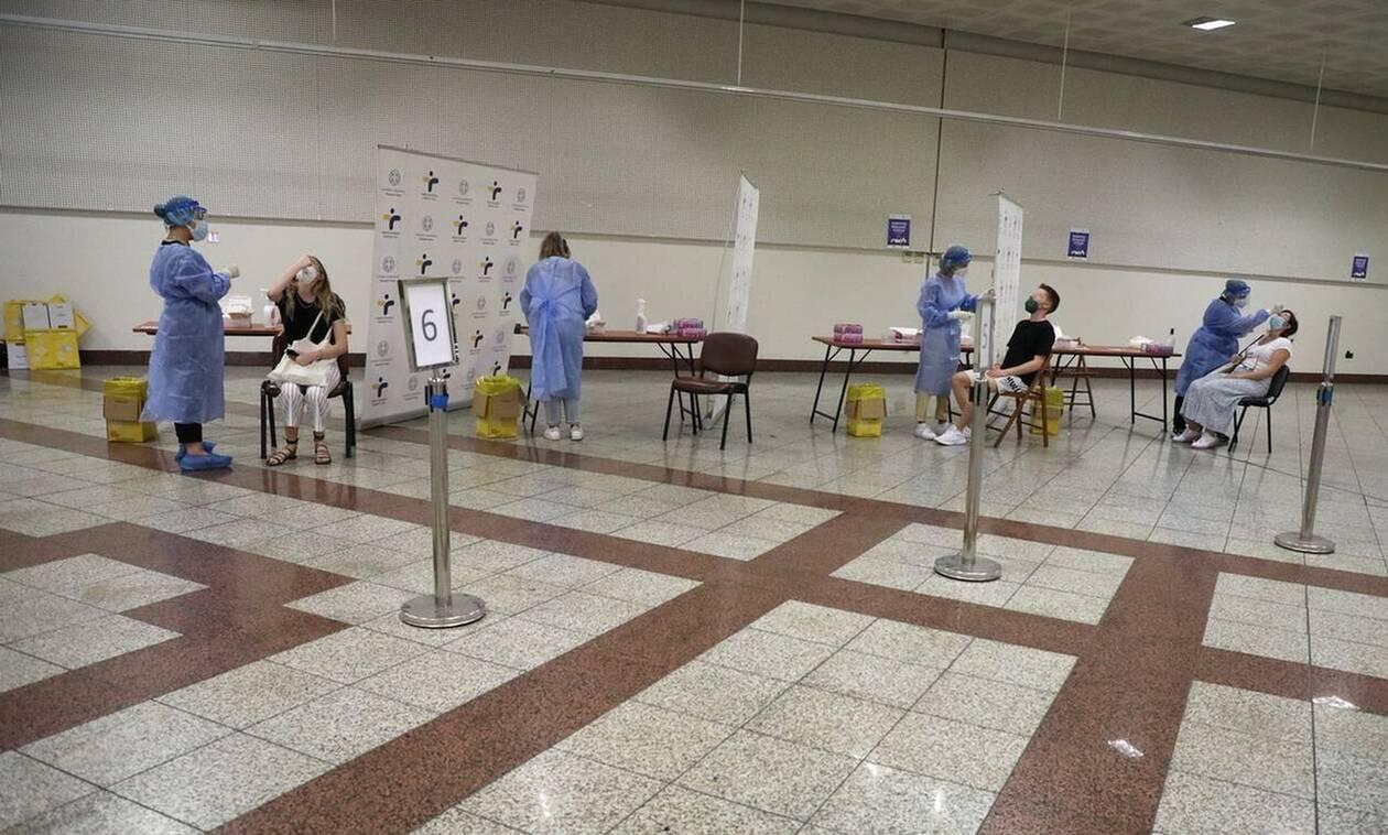 Κορονοϊός: Δωρεάν rapid test σήμερα Τετάρτη (22/9) σε 144 σημεία σε όλη τη χώρα