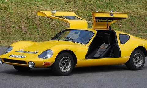 Δείτε την… κομμουνιστική Ferrari από την πρώην Ανατολική Γερμανία