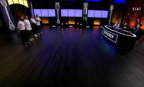 Top Chef: Ένταση ανάμεσα στις ομάδες - Ο δεύτερος υποψήφιος προς αποχώρηση