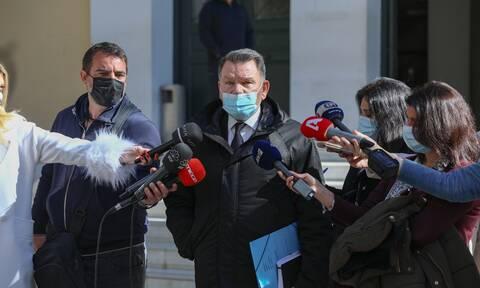 Δημήτρης Λιγνάδης: Θα υποβάλει αίτημα για αντικατάσταση της προσωρινής κράτησης - Τι είπε ο Κούγιας