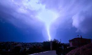 Καιρός: Έρχονται επικίνδυνα καιρικά φαινόμενα - Προσοχή στην Εύβοια ζητά ο Μαρουσάκης