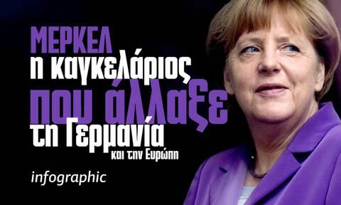 Γερμανικές εκλογές: Η Μέρκελ φεύγει, ο «μερκελισμός» μένει - Δείτε το Infographic του Newsbomb.gr