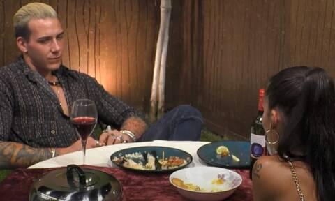 Big Brother Spoiler 22/9: Ο ρομαντικό δείπνο δεν έχει καλή κατάληξη (video)