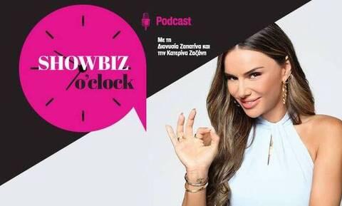 Podcast Showbiz o'clock: Ελένη Τσολάκη: Η προσωπική της ζωή, η επιστροφή στην tv και η κριτική