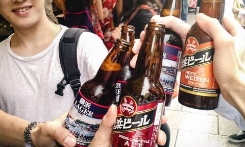 Γιατί πρέπει να δώσεις μία ευκαιρία στις ιαπωνικές μπίρες