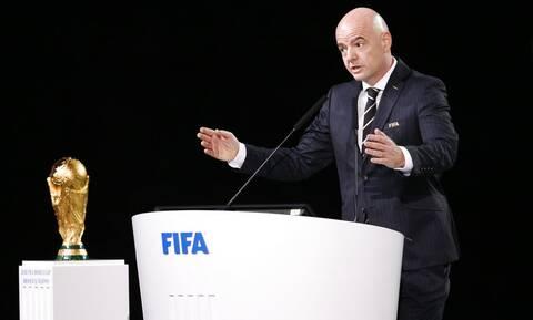 Η UEFA «απέναντι» από τη FIFA: «Όχι στην κερδοσκοπική προσέγγιση, απογοητευμένη από τη μεθοδολογία»