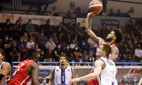 Κύπελλο Ελλάδας: Πρόκριση με... περίπατο ο Ολυμπιακός – Τα highlights και τα ζευγάρια των «8»