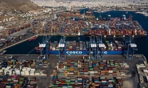 Υπεγράφη η μεταβίβαση του 16% του ΟΛΠ στην Cosco